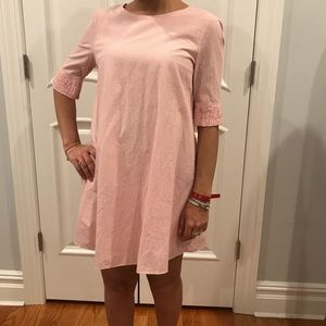 Zara dress with attached shorts